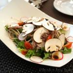 カフェボンフィーノ - サラダ