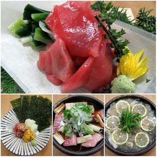 月替わりのおすすめ料理や期間限定の日本酒も大好評☆