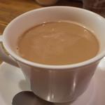 るびあ - ドリンク写真:カフェオレ