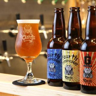 国内外の厳選樽生クラフトビール11種