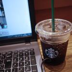 スターバックスコーヒー - ドリンク写真:アイスコーヒー(10/2)~☆