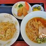 レストラン・ドウ・花井 - 本日のランチ(850円)
