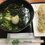 大阪のお出汁 ひろひろ - 昆布わかめ