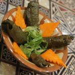 アラビアレストラン ゼノビア - ヤレンジ(900円)2017年10月