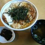 湯の華 - 料理写真:カツ丼880円(税込)