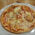 Cafe ASPEN - フレッシュトマトピザ(Mサイズ)