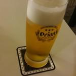 オキナワ キッチン - オリオンビール
