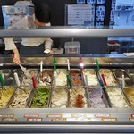 ソリッソ - ジェラート類の冷凍ショーケース