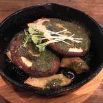Nakachoushokudou - 肉厚椎茸のブルゴーニュバター焼き