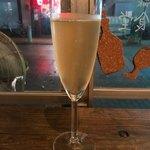 中町食堂 - スパークリングワイン