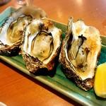 美魚味 - 焼き牡蠣✩