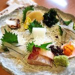 美魚味 - 刺身盛り合わせ✩