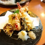 美魚味 - 天ぷら盛り合わせ✩