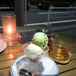 dot. Eatery and Bar - ピスターチオ&バニラ