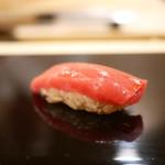 鮨桂太 - 背トロ