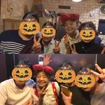 龍園 - ミニーお母さんと記念撮影