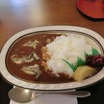 もみぢ荘 - 「Oyster Curry rice」\1,000
