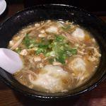 台湾 同客餃子館 - サンラータン餃子付き 750円