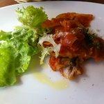 7575523 - イワシと玉ねぎのトマト煮