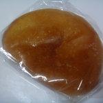 木のぼりパン - クリームパン 160円