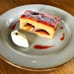 モン マルシメ - プルーンのアーモンドケーキ