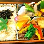 仕出し割烹 吉野 - すき焼き弁当