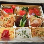 仕出し割烹 吉野 - 洋食 九重弁当