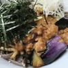酢重正之 楽 - 料理写真:信州肉味噌そば