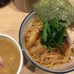 人形町 麺や わたる - 旨辛つけ麺¥850
