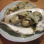 丹想庵 健次郎 - 「蒸し牡蠣」
