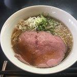 牛骨らぁ麺マタドール - 贅沢焼き牛らぁ麺(1050円)