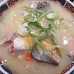 75755980 - 鮭のあら汁☆★★☆(´∀`)