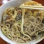 二葉 - そばは茹で麺
