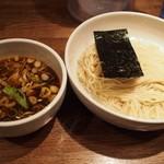 Tombo - 醤油のつけソバ