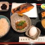 代官山 やまびこ - 厚切り鮭定食