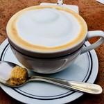 パパス カフェ - カフェオレ