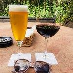 パパス カフェ - ランチビール&ワイン(*^^)v