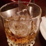 サラズカウント - ウイスキー(ダブル)