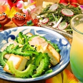豊富なラインナップ!沖縄の味を吉祥寺で楽しめる♪