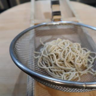 究極にこだわった生麺
