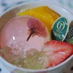 新宿高野  - 「さくらスリジェ」(期間限定)