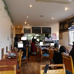 麺SAMURAI 桃太郎 - 店内の様子