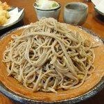 蕎麦がき屋 - 料理写真:そば
