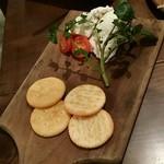 75763935 - ゴルゴンゾーラのチーズムース