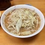 もみじ屋 - 料理写真:ミニラーメン野菜マシ