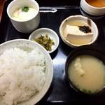 福もと - 昼日替わり定食(20食)600円
