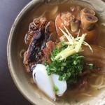 琉球料理 ぬちがふぅ - 【限定メニュー】くわっちーすば