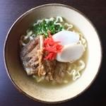 琉球料理 ぬちがふぅ - ソーキすば