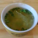 バッファロー29 - セットのスープ