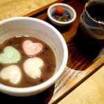 本町茶寮 - 恋ぜんざい